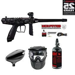 MAddog Tippmann Gryphon FX Beginner HPA Paintball Gun Packag