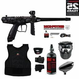 Tippmann Gryphon FX Beginner Protective HPA Paintball Gun Pa