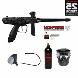 MAddog Tippmann Gryphon FX Bronze Paintball Gun Package - Sk