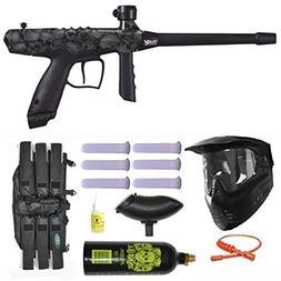 Tippmann Gryphon FX Paintball Marker Gun 3Skull Mega Set - S