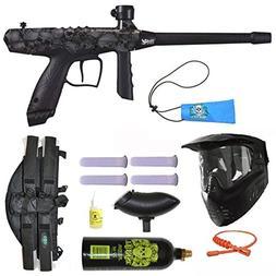 3Skull Tippmann Gryphon FX Paintball Marker Gun 4+1 BC Mega