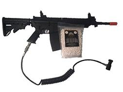 tippmann m4 airsoft alpha wolf operator package