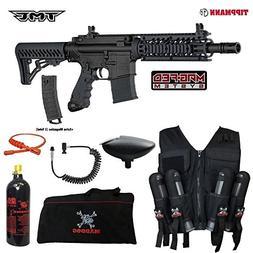 Tippmann TMC MAGFED Lieutenant Sport Vest Paintball Gun Pack