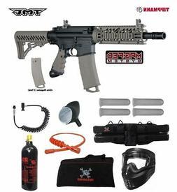 Tippmann TMC MAGFED Specialist Paintball Gun Package - Black