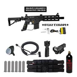 MAddog Tippmann U.S. Army Project Salvo w/E-Grip Tactical Re
