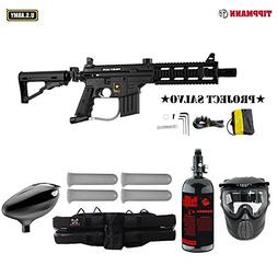Tippmann U.S. Army Project Salvo Starter HPA Paintball Gun P