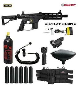 Tippmann U.S. Army Project Salvo Tactical Red Dot Paintball
