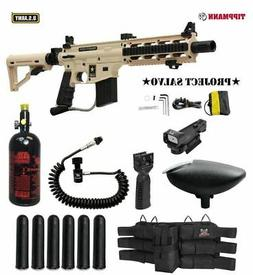 MAddog Tippmann U.S. Army Project Salvo Tactical HPA Red Dot