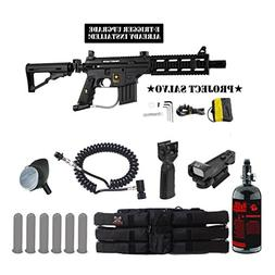 MAddog Tippmann U.S. Army Project Salvo w/E-Grip Tactical HP
