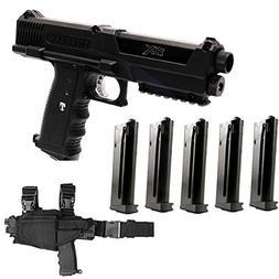 Tippmann TiPX Paintball Marker Pistol - GTA Holster - 2 Extr