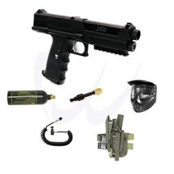 Tippmann TiPX Paintball Pistol Marker with Holster Camo Tact
