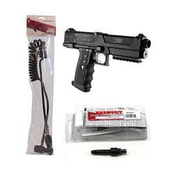 Tippmann TIPX Pistol Remote Package - Black - Paintball