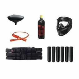 Maddog Titanium Paintball Gun Accessory Package