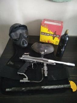 Spyder TL-R paintball Gun And Accessories!!! Starter Kit!! U