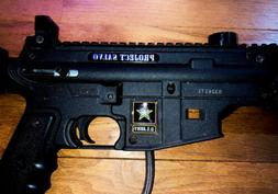 Tippmann TMC M4 Magfed Paintball Marker - Black