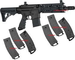 Tippmann TMC Paintball Gun Magfed Milsim Magazine Marker wit