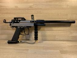 Spyder Tournament Level TL Paintball Marker Gun Black-Silver
