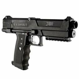 Tippmann TPX TiPX Paintball Pistol Marker with Case + 2 Clip