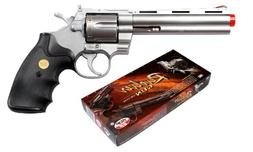 TSD Sports UA938S 6 Inch Spring Powered Airsoft Revolver