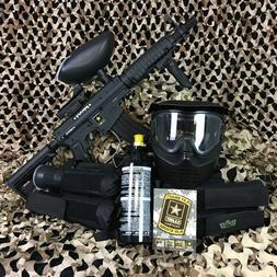 Tippmann US Army Alpha Black Elite Tactical FOXTROT Paintbal