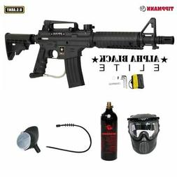 Tippmann US Army Alpha Elite Tactical Bronze Paintball Gun P