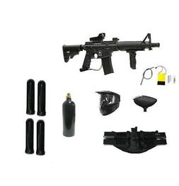 New Tippmann US ARMY Alpha ELITE Tactical Paintball Gun Mega