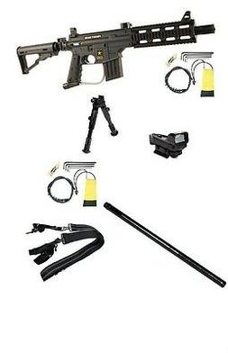 Tippmann US Army Project Salvo Elite Sniper Paintball Gun Se