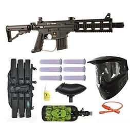 Tippmann US Army Project Salvo Paintball Marker HPA N2 Advan