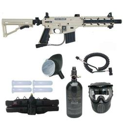 Tippmann US Army Project Salvo Paintball Gun Prime N2 HPA Pa