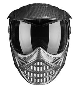 Tippmann Valor FX Paintball Goggle Mask - Carbon Fiber