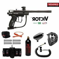 Spyder Victor Maddog Elite Remote CO2 Paintball Gun Marker P