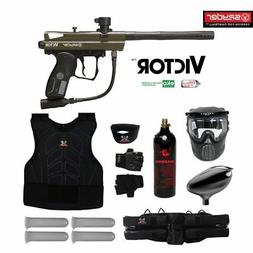 Spyder Victor Starter Protective CO2 Paintball Gun Marker Pa