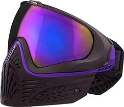 Virtue VIO Extend Thermal Goggles - Black Amethyst w/ Chroma