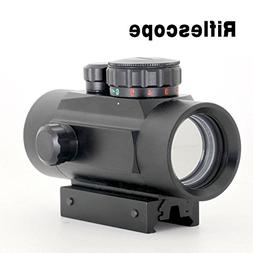 XAegis 1x40RD Reflex Red Green Dot Sight Scope with 11mm/20m