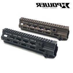 XPOWER GT Style 10'Rail System 416 M-LOK MOD Lite Handguard
