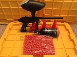 Spyder Xtra Paintball Marker, Air Tank & Paintballs 1-3 DAY