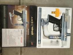 Spyder Xtra semi paintball gun-New with box